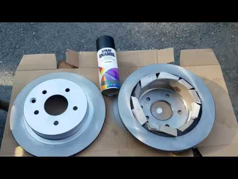 HOW TO PROTECT YOUR BRAND NEW BRAKE ROTORS FROM RUSTING