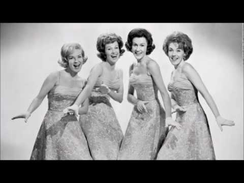 The Chordettes - I Wonder Who's Kissing Her Now (c.1953).
