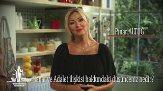 Uluslararası Suç ve Ceza Film Festivali  /Adalet Sohbetleri  / Pınar Altuğ