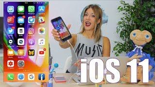 iOS 11 y sus 8 puntos fuertes en Español