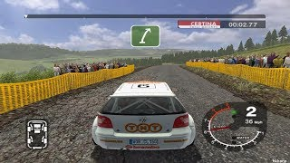 Colin McRae Rally 2005 Career Mode P.1 2WD Gold Series Shield