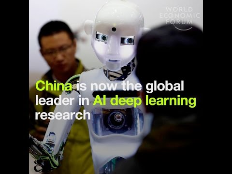 China is now the global leader in AI deep learning research