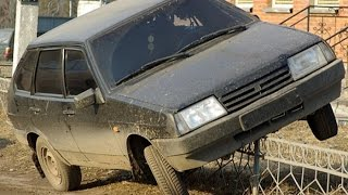 Как парковать автомобиль на горке?(Неправильная парковка автомобиля на подъеме грозит непроизвольным скатыванием, со всевозможными тяжкими..., 2015-04-18T14:38:08.000Z)