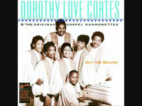 Dorothy Love Coates-Thank You Lord for Using Me [Sermonette-Previously Unissued]