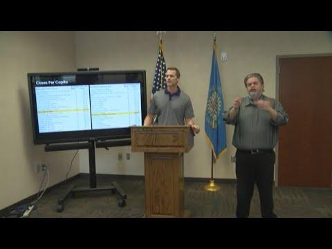 Sioux Falls COVID-19 Briefing Friday, April 24