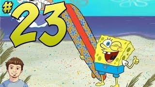 SpongeBob SquarePants: Battle for Bikini Bottom - PART 23 - Tongue Toboggan Like A Boss!