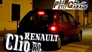 Essai RENAULT CLIO 1.1 RL- La mal aimée... [LPG#13]