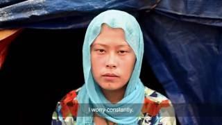A Story from Kathmandu's IDP Camp #LeaveNoOneOut