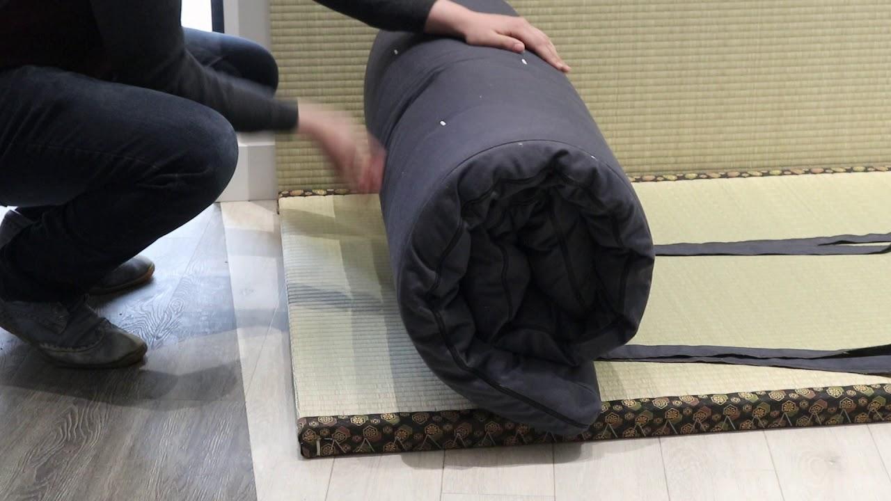 Shikibuton Japanese futon
