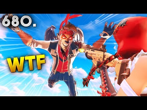 Fortnite Funny WTF Fails and Daily Best Moments Ep.680