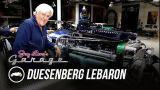 homepage tile video photo for 1930 Duesenberg LeBaron Barrelside - Jay Leno's Garage