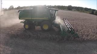 Walker Farms harvest 2015