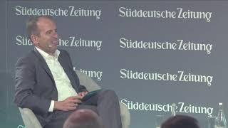 IOTA - Dominik Schiener @ Süddeutsche Zeitung Wirtschaftsgipfel 2018 (English)