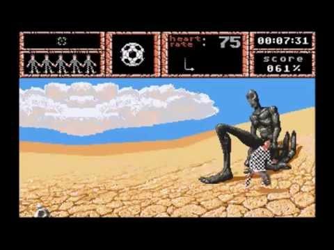 Weird Dreams - Atari ST [Longplay]