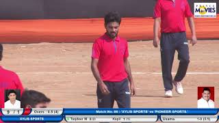 PIONEER SPORTS V/S XYLIS SPORTS  || S.K TROPHY SAPE 2019 || DAY 03 || PRINCE MOVIES