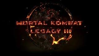 Mortal Kombat: Legacy 3 - Kitana & Liu Kang trailer (2015) (fan made)