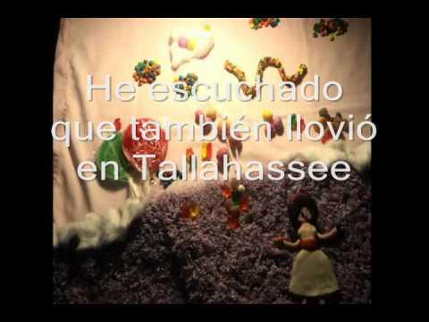 sugar town letra en español