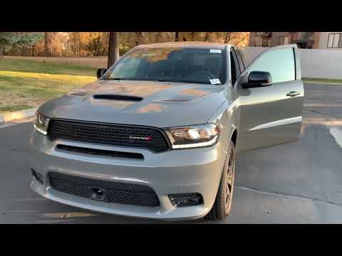 2019 Dodge Durango R/T AWD Stock #: D8715
