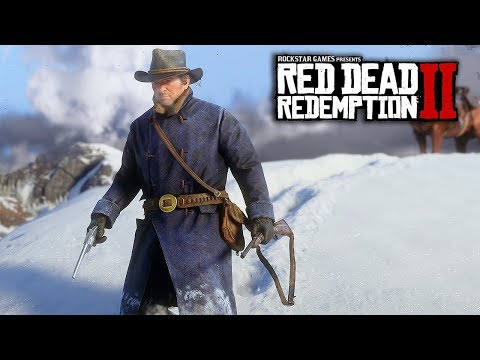 Red Dead Redemption 2 - HUGE INFO! 60 Hour Story, Romance, Native Americans & Gameplay Features!