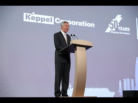 Keppel Corporation's 50th Anniversary Gala Dinner