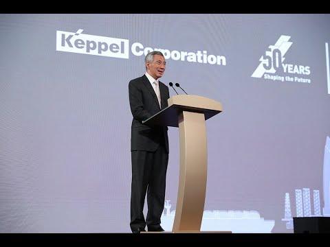 Keppel Corporation's 50th Anniversary Gala Dinner