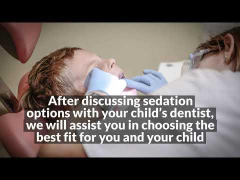 Anesthesia Or Sedation For Your Child's Dental Work / Children's Dental Health - Spokane, WA