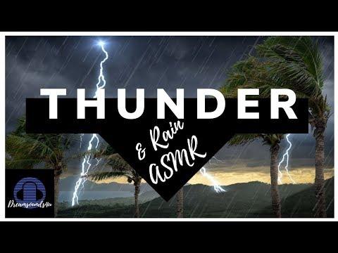 High Quality Rain And Thunder Sounds For Sleep- 7 Hours