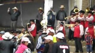 SANGAYAICO 2011 VIRGEN DE LA CANDELARIA