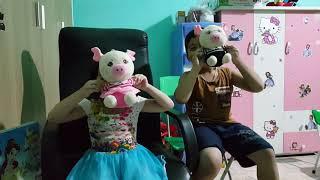 Cindy và anh Trai hát ABC song
