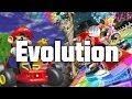 The Evolution Of Mario Kart 1992-2018