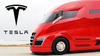 Tesla Elon Musk Announced a Semi Truck & New Super Car Breaking November 2017 News