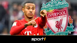 Rummenigge bestätigt Thiago-Wechsel nach Liverpool | SPORT1 - TRANSFERMARKT