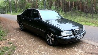 1994 Mercedes-Benz С280 (W202). Start Up, Engine, And In Depth Tour.