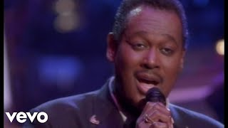 Luther Vandross - The Impossible Dream (Official Live) An Ev...