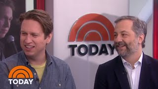 Judd Apatow And Pete Holmes Dish On 'Crashing' Season 3 | TODAY