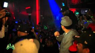 French Montana and Chinx Drugz in Philly club Roar