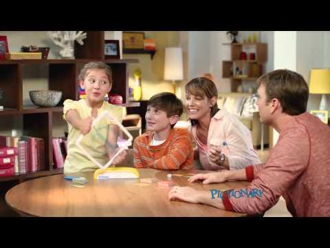 Pictionary Frame Game Trailer | Mattel Games - YouTube