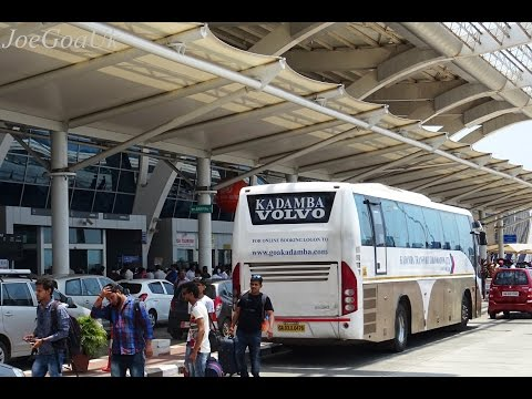 Goa Dabolim Airport,  shuttle service etc