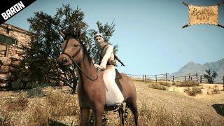 Epic Desert Survival Game, Craft, Fight, Hunt - Badiya Gameplay