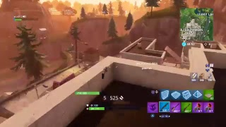 fortnite patio de recreo trol glitch invisible