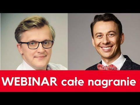 """Webinar """"Jak zarobić milion - wstęp"""" Fryderyk Karzełek i Marcin Osman"""