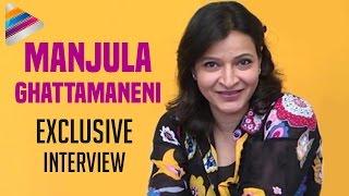 Manjula ghattamaneni reveals unknown facts about mahesh babu | manjula latest interview | #mahesh