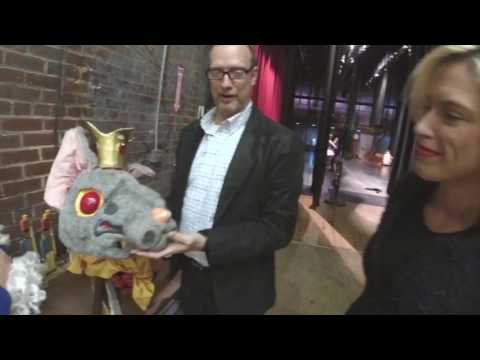Behind the scenes of The Nutcracker ballet at Chattanooga's Tivoli Theatre
