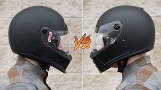Biltwell Lane Splitter vs. Simpson Street Bandit