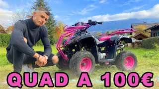 SOS QUAD A 100€ PARTIE FINAL !