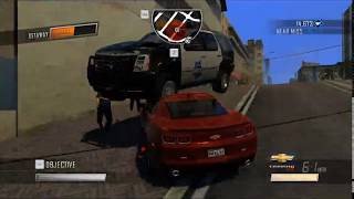 Driver : San Francisco Gameplay - ch 2 # Mission from God