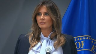 Melania Trump traveling solo to Africa this fall