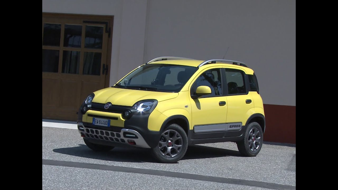 essai fiat panda cross 0 9 twinair 90 2014 youtube. Black Bedroom Furniture Sets. Home Design Ideas
