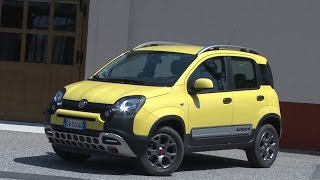 Essai Fiat Panda Cross 0.9 TwinAir 90 2014