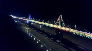 GLOBALink | Payra Bridge built by Chinese firm opens to traffic in Bangladesh